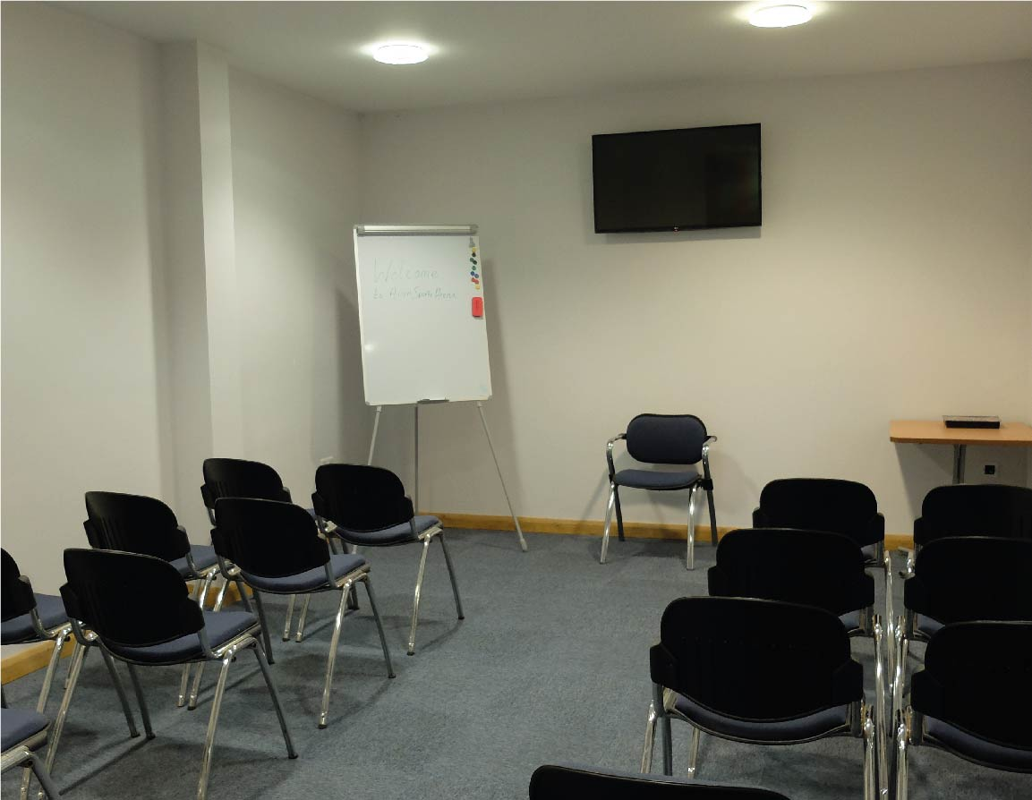 Meeting Room at Arun Sports Arena